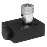 FS系列,板式单向节流阀